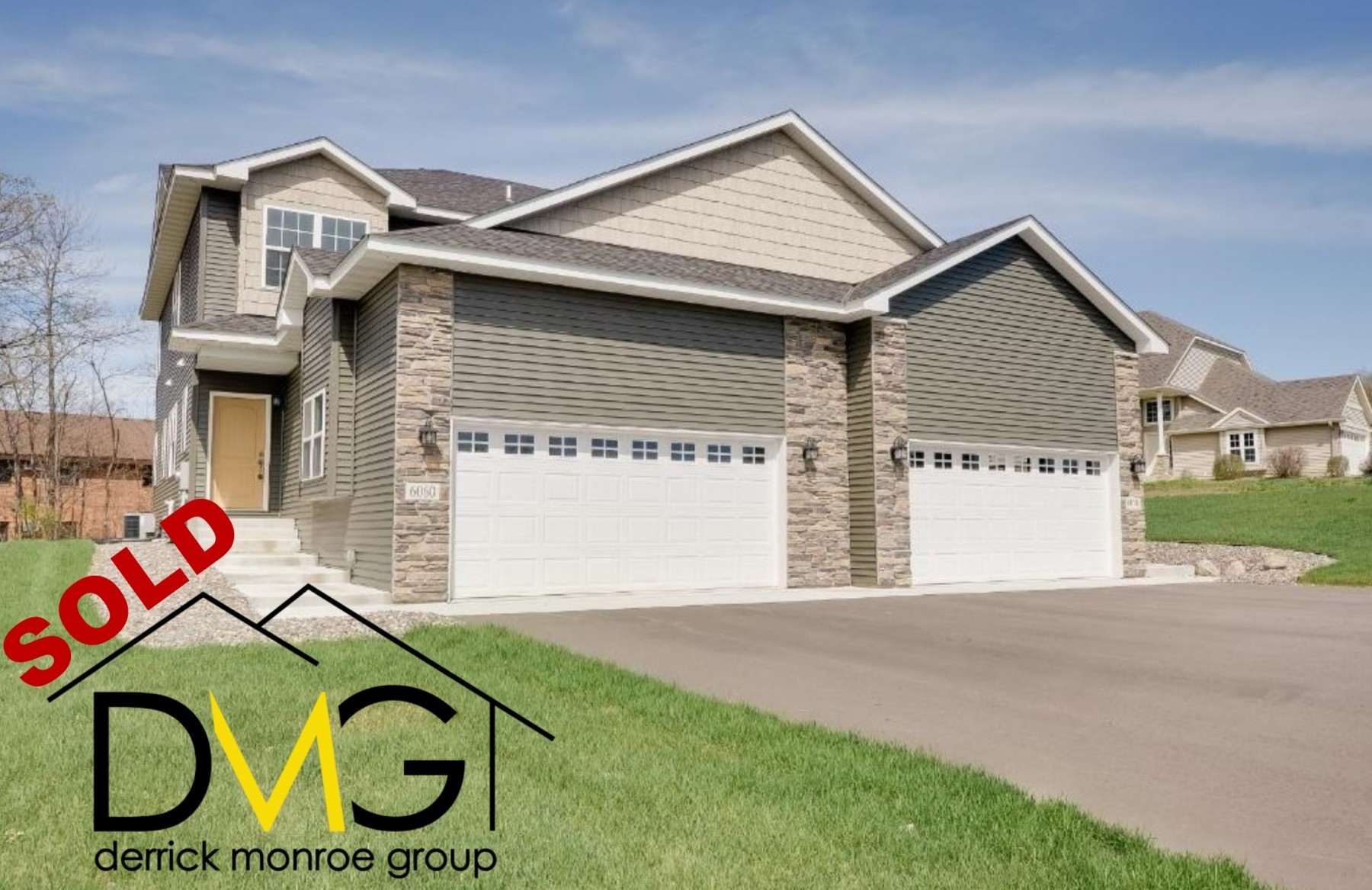 townhome sold in rockford by derrick monroe