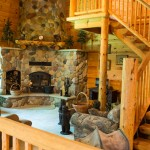 Log Style Home On The Crow River & 3.4 Acres Just Listed