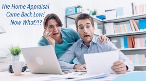 how to overcome a low home appraisal by derrick monroe