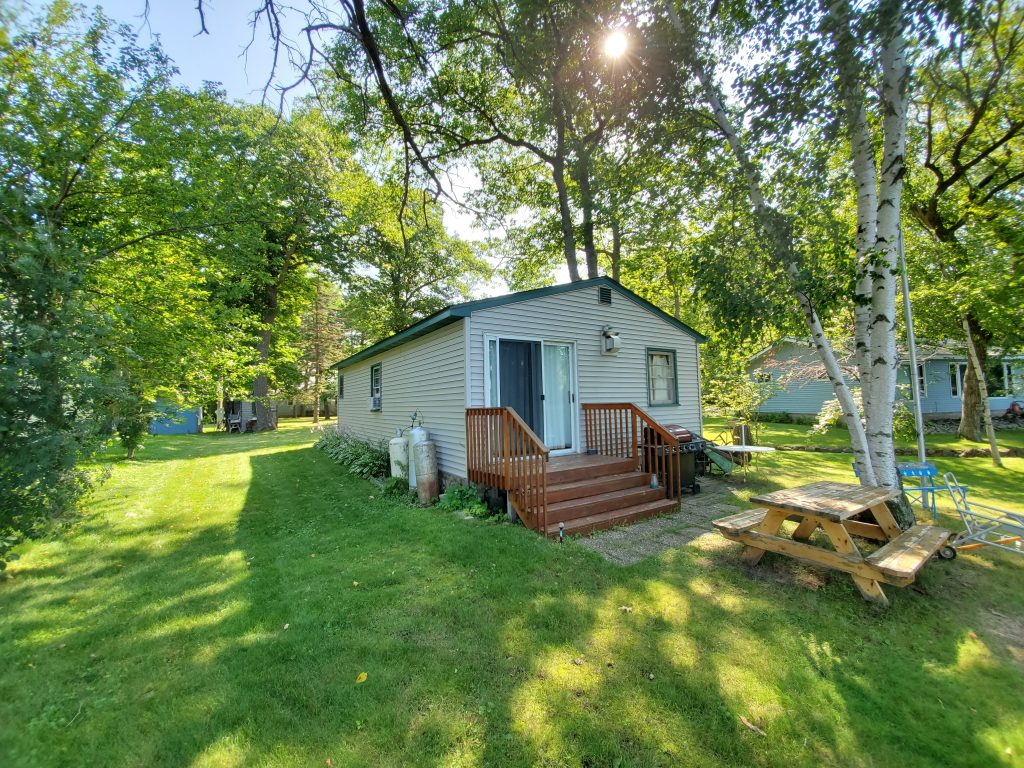 cabin for sale near mille lacs lake by derrick monroe