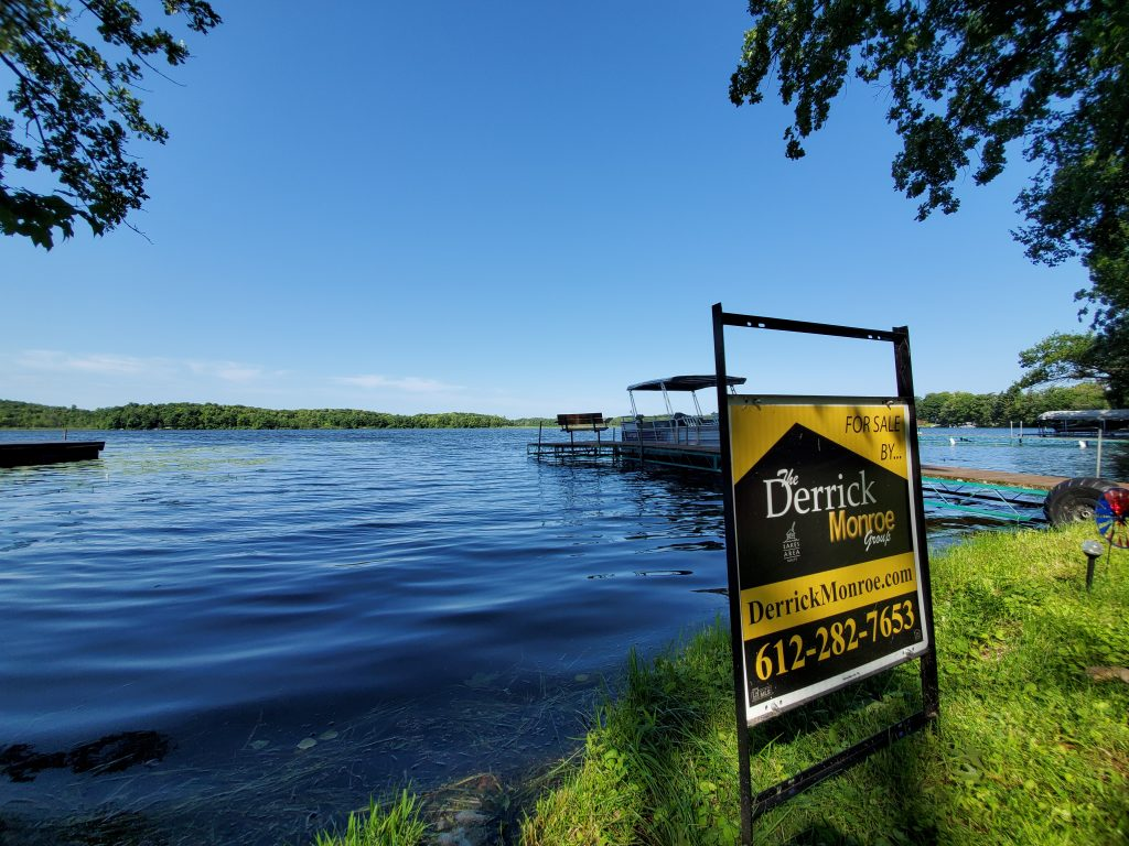 lakehome for sale by the derrick monroe group